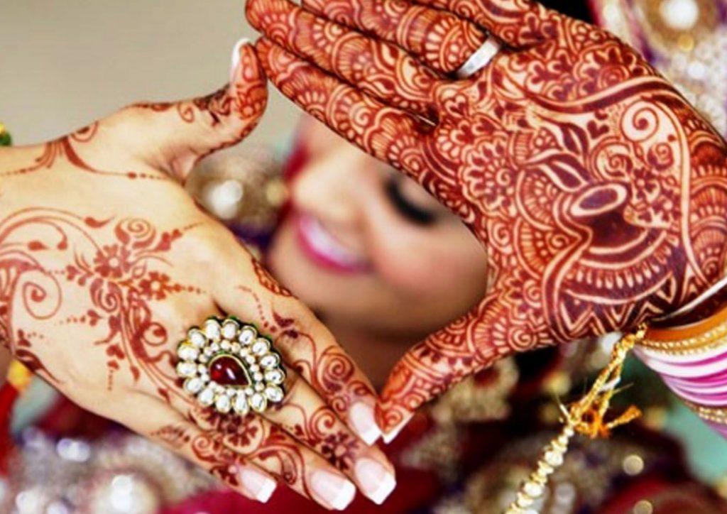 henna-bridal